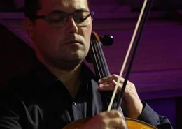 Abel Gomes violoncelo