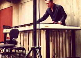 Abel Lucas Cardoso percussionista
