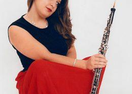 Adriana Castanheira oboísta