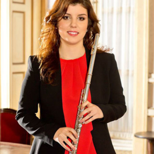 flautista Adriana Ferreira