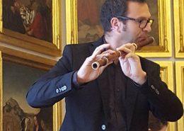 Alexandre Andrade flautista