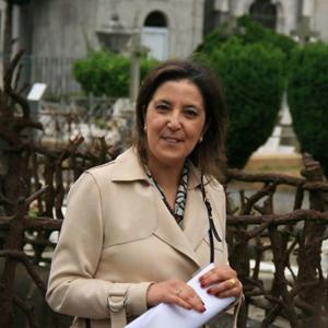 Ana Maria Liberal investigadora
