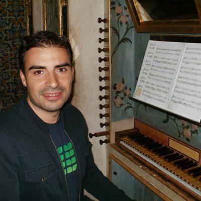 André Bandeira, órgão