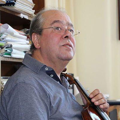 Aníbal Lima, violinista