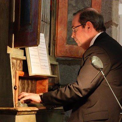 António Duarte organista