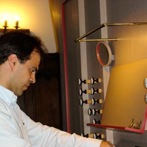 António Esteireiro, órgão