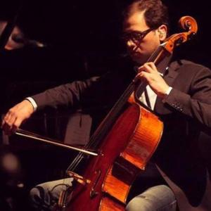 Bruno Pinto Cardoso violoncelista