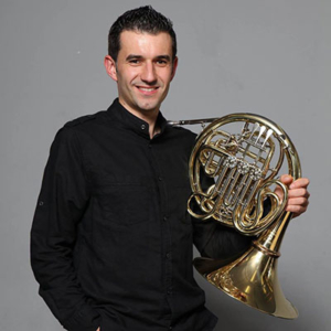 Bruno Rafael trompa