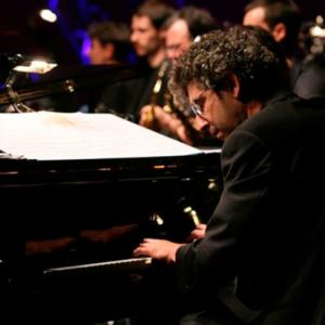 Carlos Azevedo pianista