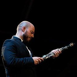 Crispim Luz clarinetista