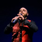 Crispim Luz clarinete