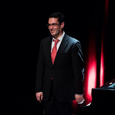 Daniel Cunha, pianista e pedagogo natural de Gaia