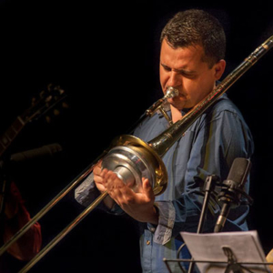 Daniel Dias trombone