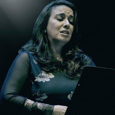 soprano Elsa Cortez