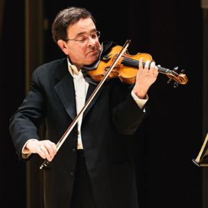 Gerardo Ribeiro, violinista, do Porto