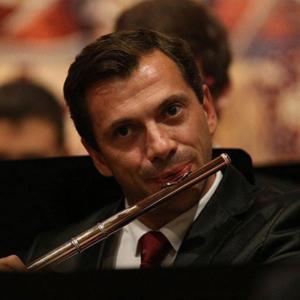 Gil Magalhães, flauta transversal