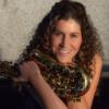 Isabel Anjo, saxofonista, de Vila Nova de Gaia