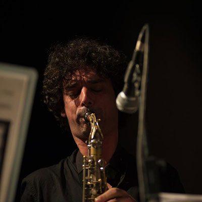 João Pedro Brandão saxofone