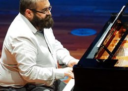 João Queirós piano