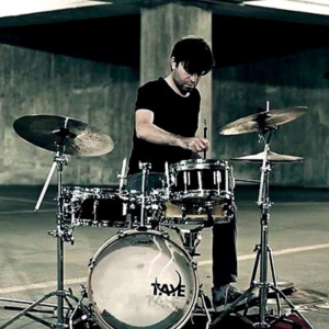 Jorge Queijo baterista