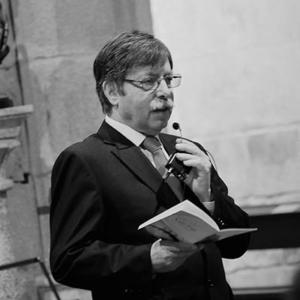 José Abel Carriço, foto Johny Silva, igreja de São Pedro de Rates, 07-05-2018