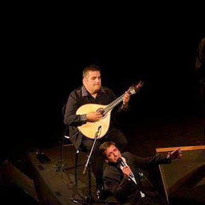guitarrista José Manuel Neto