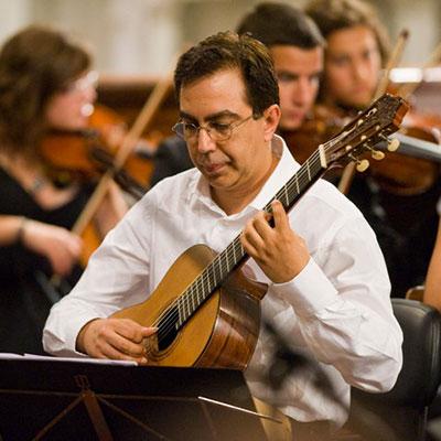 José Mesquita Lopes, guitarrista, compositor e maestro