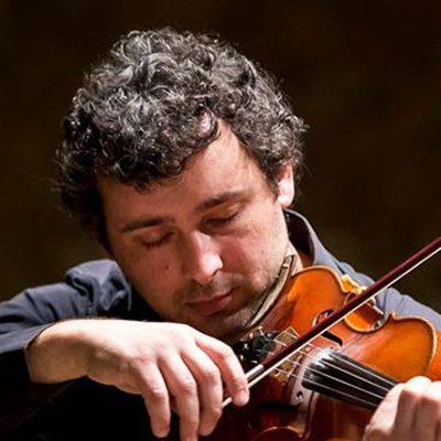 José Teixeira violino