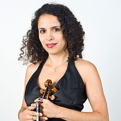 Maria José Laginha violino