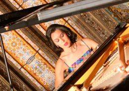 Maria José Souza Guedes pianista