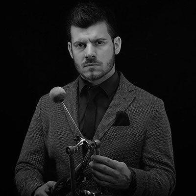 Mário Costa percussão