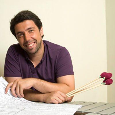 Nuno Aroso percussão