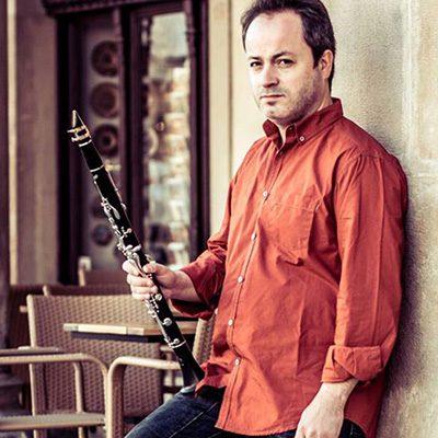 clarinetista Nuno Pinto