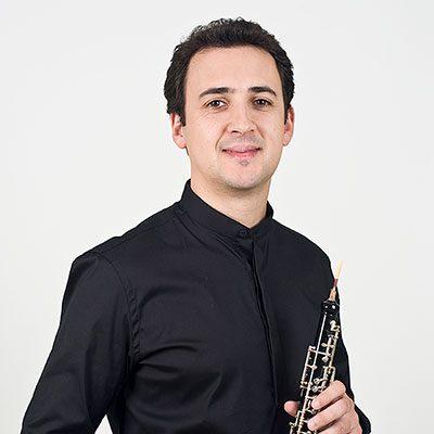 Pedro Ribeiro oboé