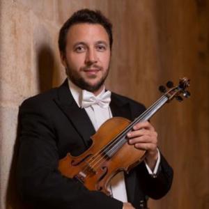 Romeu Madeira violino