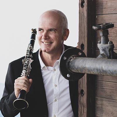 Rui Martins, clarinetista