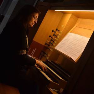 Rute Martins, órgão de tubos