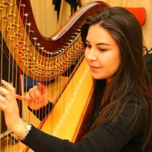 Zita Silva harpa