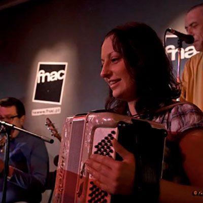 Ana Sofia Campeã acordeonista