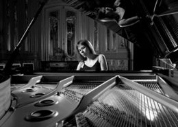 Anne Kaasa, piano
