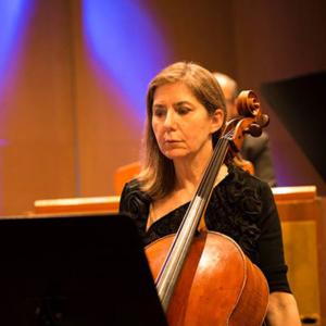 Violoncelista Irene Lima