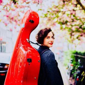 violoncelista Isabel Vaz foto Mariska De Groot