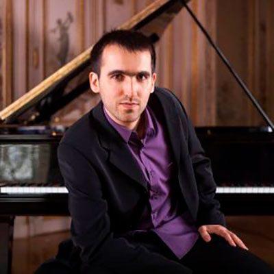 João Costa Ferreira pianista