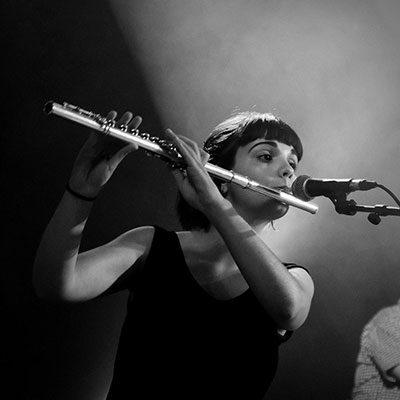 flautista Catarina Valadas