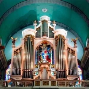 Órgão da Igreja da Lapa