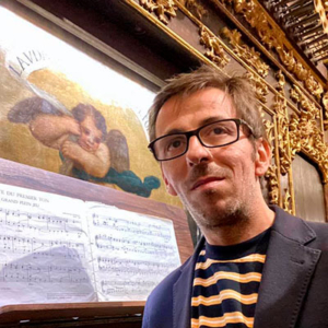 Pedro Albuquerque, organista e maestro