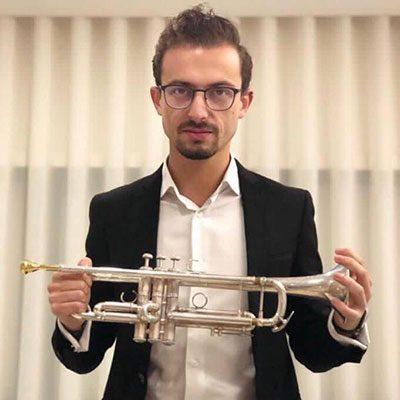 Sérgio Pereira trompetista