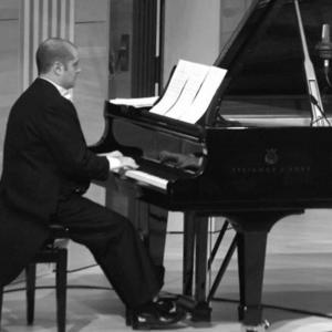 pianista André Vaz Pereira