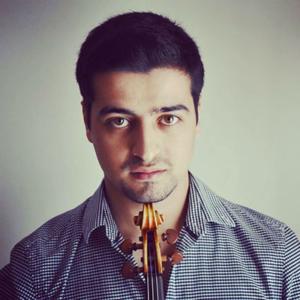 Frederico de Oliveira Lourenço violino