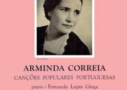 Arminda Correia, cantora lírica natural de Lagos, Portugal